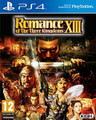 Romance Of The 3 Kingdoms XIII (Playstation 4) product image