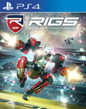 RIGS Mechanized Combat League (Playstation 4) product image