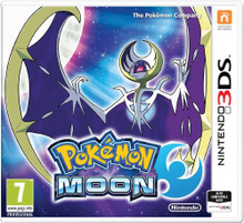 Pokemon Moon (Nintendo 3DS) product image