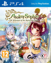 Atelier Sophie: The Alchemist of the Mysterious Book (PlayStation 4) product image