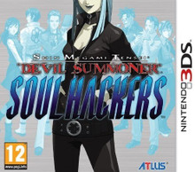 Devil Summoner: Soul Hackers (Nintendo 3DS) product image