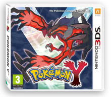 Pokemon Y (Nintendo 3DS) product image