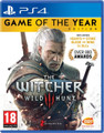 The Witcher 3 Game of the Year Edition (Playstation 4) product image
