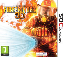 Real Heroes: Firefighter 3D (Nintendo 3DS) product image