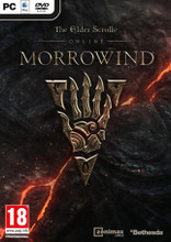 The Elder Scrolls Online: Morrowind (PC DVD) product image