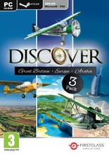 Discover Series for FSX (PC DVD) product image