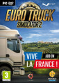 Euro Truck Simulator 2 - Vive La France! Add-On (PC DVD) product image