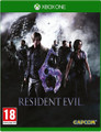 Resident Evil 6 HD Remake (Xbox One) product image