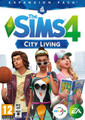 The Sims 4: City Living Expansion Pack (PC DVD) product image