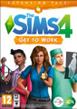 The Sims 4 Get To Work (PC DVD) product image