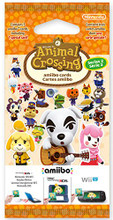 Animal Crossing: Happy Home Designer Amiibo Card Pack - Series 2 product image
