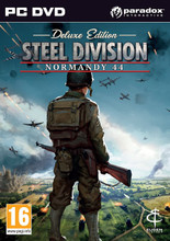 Steel Division Normandy 44 Deluxe Edition (PC DVD) product image