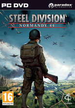 Steel Division Normandy 44 (PC DVD) product image