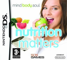 Mind, Body & Soul: Nutrition Matters (Nintendo DS) product image