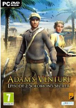 Adams Venture 2: Solomons Secret (PC DVD) product image