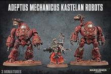 Adeptus Mechanicus Kastelan Robots product image