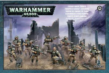 Astra Militarum Cadian Infantry Squad product image
