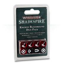 Warhammer Underworlds: Khorne Bloodbound Dice Pack product image