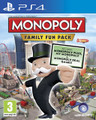 Monopoly Family Fun Pack (PlayStation 4) product image