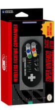 HORI Wireless Mini SNES Fighting Commander Classic Controller product image