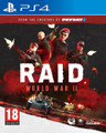 RAID World War II (Playstation 4) product image