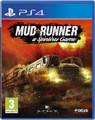 Spintires: Mudrunner (Playstation 4) product image