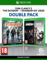 Tom Clancy's The Division + Rainbow Six Siege (Xbox One) product image