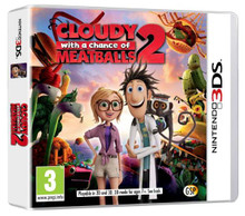 Cloudy with a Chance of Meatballs 2 (Nintendo 3DS) product image