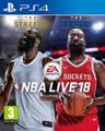 NBA Live 18 (Playstation 4) product image