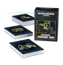 Datacards: Thousand Sons product image
