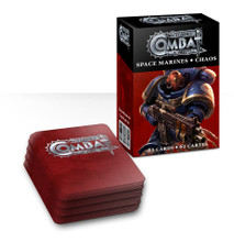 Citadel Combat Cards Space Marines  + Chaos product image