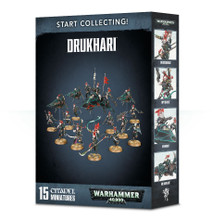 START COLLECTING! DRUKHARI product image