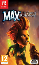 Max The Curse of Brotherhood (Nintendo Switch) product image