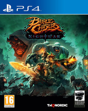 Battle Chasers Nightwar (Playstation 4) product image