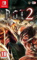 Attack on Titan 2 / A.O.T. 2 (Nintendo Switch) product image