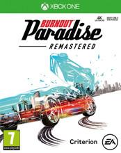 Burnout Paradise Remastered (PlayStation 4) product image