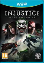 Injustice: Gods Among Us (Nintendo Wii U) product image