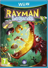 Rayman Legends (Nintendo Wii U) product image