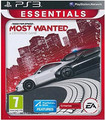 Need For Speed: Most Wanted - Essentials Collection (PlayStation 3) product image