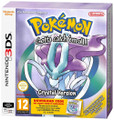 3DS Pokemon Crystal Packaged Download Code (Nintendo 3DS) product image