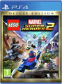 Lego Marvel Super Heroes 2 Deluxe Edition (Playstation 4) product image