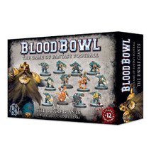 Blood Bowl:  The Dwarf Giants product image