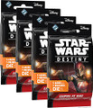 Star Wars Destiny: Empire at War Booster (4 x Single Booster Packs)