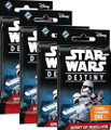Star Wars Destiny: Spirit of Rebellion Booster (4x Single Booster Packs)