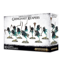 Nighthaunt Grimghast Reapers product image