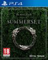 Elder Scrolls Online: Summerset (PlayStation 4) product image