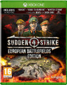 Sudden Strike 4 European Battlefields Edition (Xbox One) product image