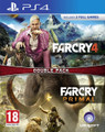 Far Cry Primal and Far Cry 4 Double Pack (Playstation 4) product image