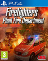 Firefighters: Plant Fire Department (Playstation 4) product image