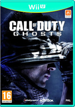 Call of Duty: Ghosts (Nintendo Wii U) product image